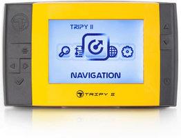 TRIPY 2 GPS NAVIGATIE ROADBOOK complete set voor auto, motor, 4wd, 4x4, rally.