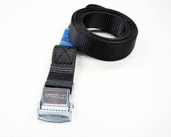 Spanband 2.5 meter x 25 mm, 2 stuks