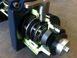 KINGONE TDS 9.5C - TDS 9500C - 24 volt OUTBACK WINCH LIER 4309 KG_