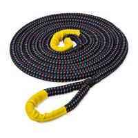 Snatch Strap KERR Kinetisch touw 10 Ton 8 meter rond 30 mm