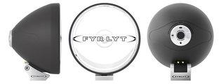 SET FYRLYT 12 Volt - 150 Watt - 5000 lumen VERSTRALERS - BREEDSTRALERS truck - rally - 4x4