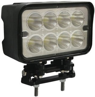 Xtrek 4X4 LED LAMP KOPLAMP 12 Volt - 24 Volt  8 leds  70 Watt  4000 lumen