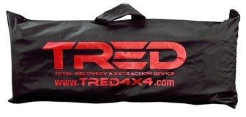 TRED BAG draagtas voor 1100 en Pro rijplaten - zandplaten