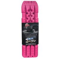 set TRED 1100 4x4 4WD rijplaten - zandplaten roze-pink