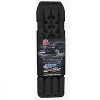 set TRED 1100 4x4 4WD rijplaten - zandplaten  zwart