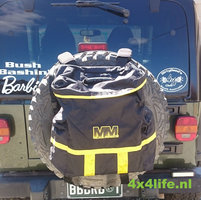 Mean Mother reservewiel tas  - sparewheel bag large 41 ltr.