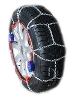 set VERIGASTOP&GO SUV 13-260: 13 mm sneeuwkettingen SUV - 4x4 - Camper - Bestelauto ALU velg