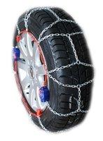 set VERIGASTOP&GO SUV 13-300: 13 mm sneeuwkettingen SUV - 4x4 - Camper - Bestelauto ALU velg