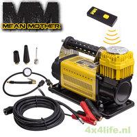 MEAN MOTHER ADVENTURER III 4X4 lucht compressor set 12 volt - 160 l/min