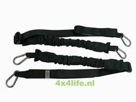 Frontrunner STRA034 stratchit flexibele spanpanden ( 2 stuks)