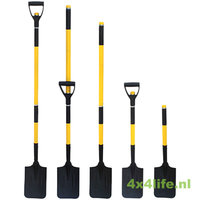 Mean Mother 4x4 3 delige schop - recovery shovel 3 parts