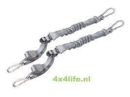 Frontrunner STRA037 stratchit shorties flexibele spanpanden ( 2 stuks)