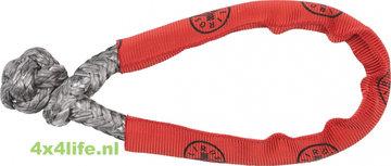 LIROS Soft Shackle Touw Schakel 7 Ton lang model met protector