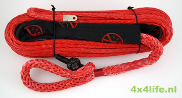 LIROS XTR Offroad liertouw 9.4 mm. - 27 mtr. met soft shackle