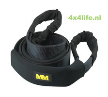 Mean Mother equaliser strap - krachtverdeellijn - boomlint 12T - 2.5 mtr.