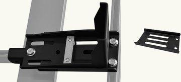 UPRACKS 63-FEST brede adapterplaten set voor binnen liggende voetsets