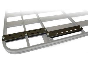 UPRACKS 63-FKRAIL-TC adapterplaten voor voetmontage tussen dwarsprofielen icm Rhino Rack voeten
