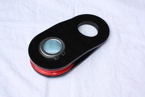 Outback Gear 4x4 LIER KLAPBLOK 11.000 Kg - max. 11.5 mm. touw